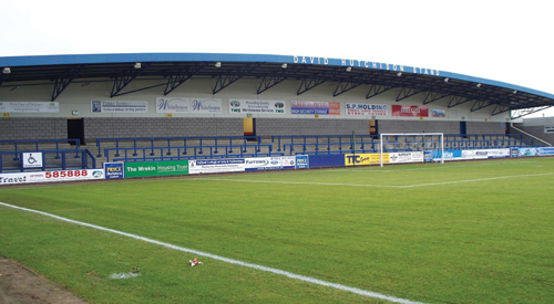 AFC Telford United set to host Midlands Unity League gay football finals this month