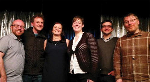 LGBT theatre company scoops community group award