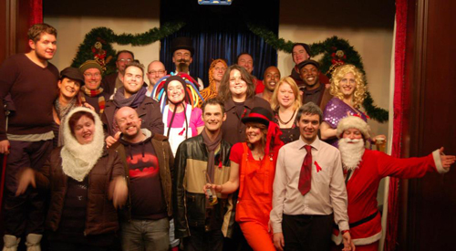 Midlands LGBT drama group reaches 10th anniversary