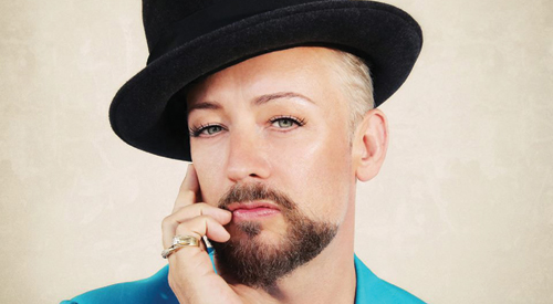 Boy George announces tour date in Birmingham