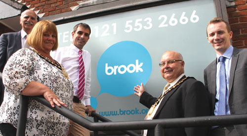 New sexual health service for young people opens its doors in West Bromwich