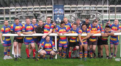 Documentary about Birmingham Bulls rugby team to premiere in city's gay venue