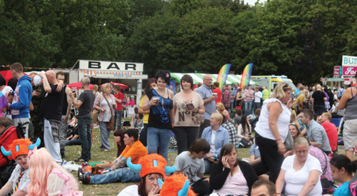 Derbyshire Pride rescheduled date announced