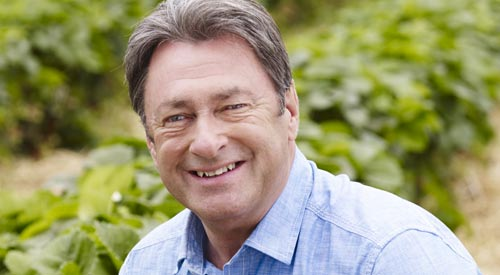 Gardening guru Alan Titchmarsh in gay-sex row with academic