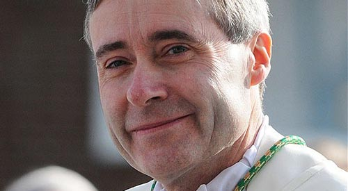 Shrewsbury's bishop  in new gay marriage row