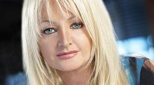 Bonnie Tyler to represent the UK at Eurovision 2013