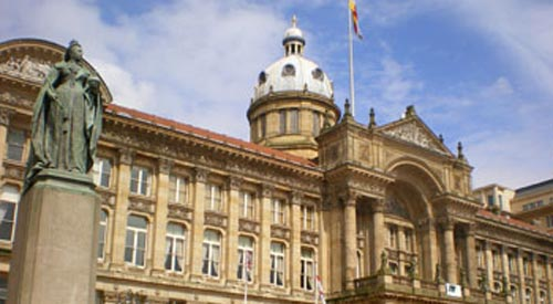 Brum City Council jump 48 places in Stonewall Top 100