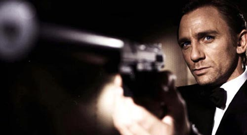 James Bond isn't gay, says 007 star Daniel Craig