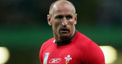 Being openly gay in sport is tough, says Gareth Thomas
