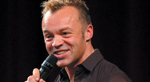 Graham Norton lends support to anti-homophobia Eurovision parties