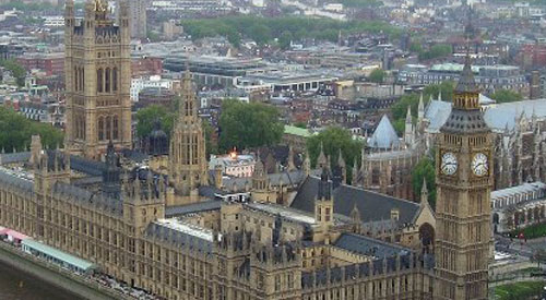 House of Commons votes to allow gay marriage