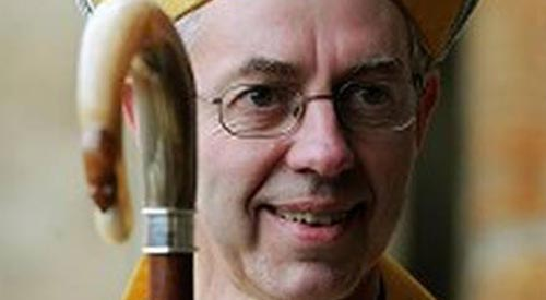 New Archbishop of Canterbury opposed to gay adoption