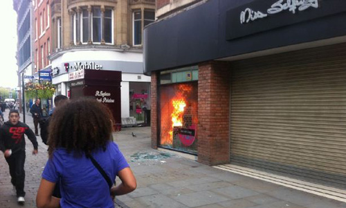 RIOTS: More disorder in Brum and the UK