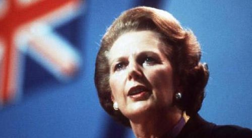 Anti-Thatcher Ding Dong The Witch Is Dead heading for top of the charts