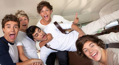 One Direction in gay TV boss 'twinks' controversy