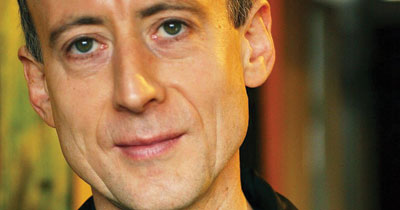 Gay rights campaigner Peter Tatchell becomes patron of local LGBT charity