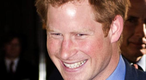 Prince Harry jokes he may 'go gay' if current relationship doesn't work out