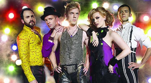 Scissor Sisters announce indefinite break at London gig