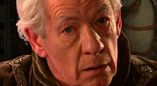 Sir Ian McKellen lends his support to Anti-Bullying Week