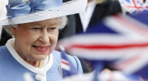 Queen to sign new charter supporting gay rights