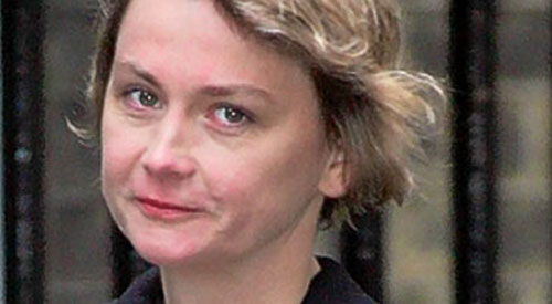 British businesses shouldn't just 'tolerate' gay staff, says Yvette Cooper