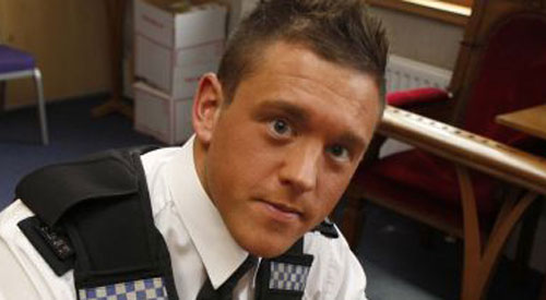 Ex-Birmingham Mr Gay UK winner, now a policeman, found guilty of attack in gay club