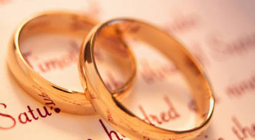 Cameron slammed for religious gay weddings U-turn