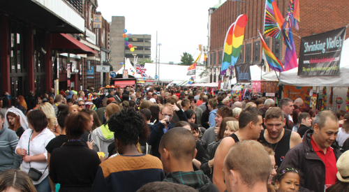 New for 2013: Birmingham Pride introduces VIP Weekend Pass
