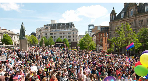 Birmingham Pride announces massive surge in ticket sales for its BIGGEST EVER line-up!