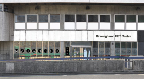 New name and opening date for Birmingham's LGBT centre revealed