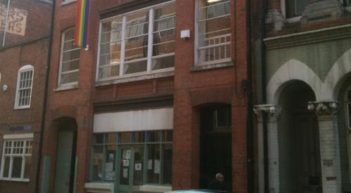 Cash offers flooding in to keep Leicester LGBT Centre open