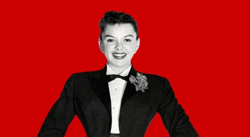 Judy Garland show in Birmingham today and tomorrow