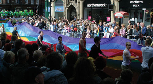 Police make 'anti-gay attack' arrests in run-up to Manchester Pride