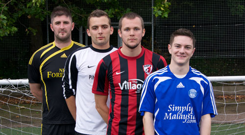 Midlands LGBT football clubs kick-off new league