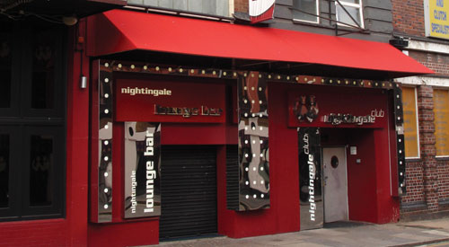 Nightingale Club goes into administration