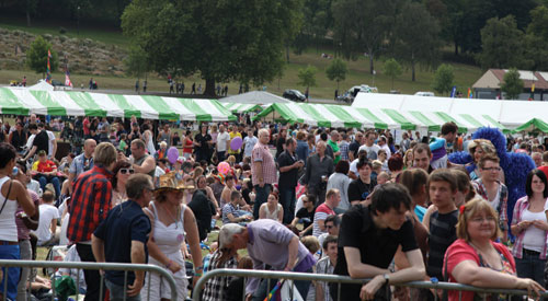 Nottinghamshire Pride 2012 set to be 'the biggest and best yet'