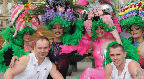 Birmingham Pride Entertainment Zone tickets go on sale