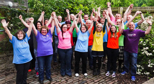 Deck the halls! Brum LGBT choir Rainbow Voices to sing for Christmas