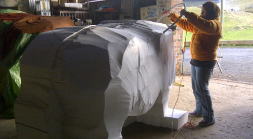 Mid-May deadline for gay village's Heart Of The Rhino project