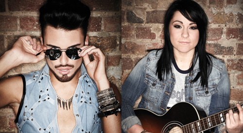 Rylan Clark and Lucy Spraggan announced for Manchester Pride