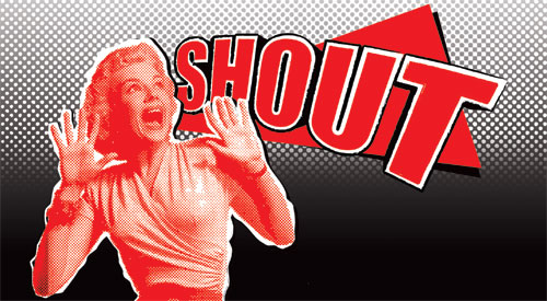 Shout Festival 2014 invites audiences to 'get caught up in the drama'