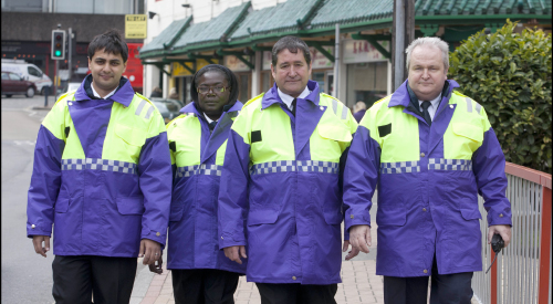 Southside BID introduce Street Wardens to Brum's gay village