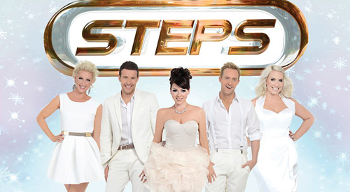 Steps heading to Wolverhampton for intimate Christmas tour