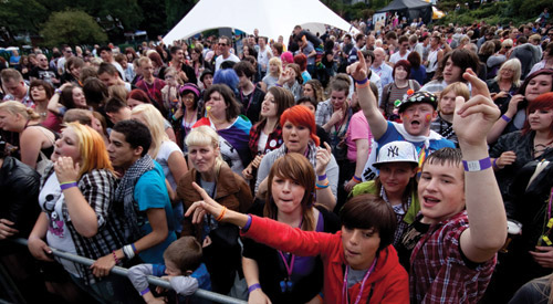 Stoke Pride in search of sponsors and entertainers for 2013 event