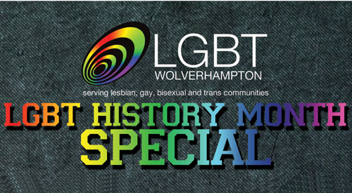 Wolverhampton set to celebrate LGBT History Month 2014