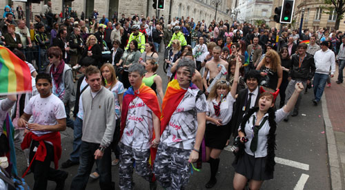 Triumphant success for Birmingham Pride