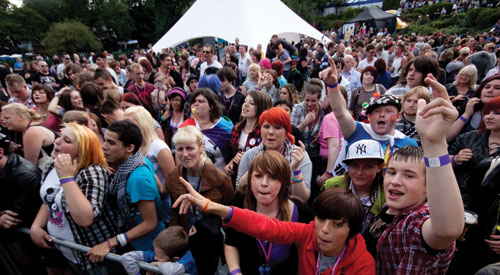 Organisers hail this year's Stoke Pride a big success