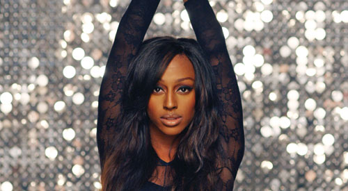Alexandra Burke to perform her new single in gay club tonight