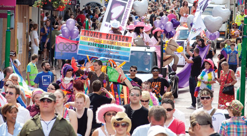 Get ready for Derbyshire Pride