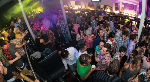Deck the halls! It's time to party on the Midlands gay scene